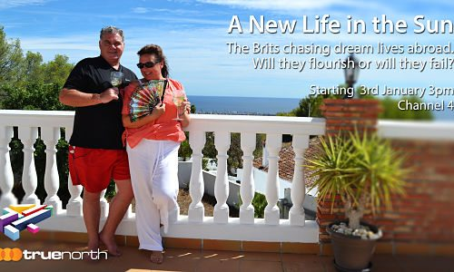 Beverly Rudd – A New Life in the Sun (Channel4)