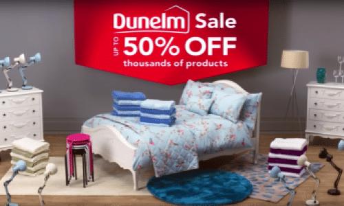 Eva Quinn – VO for Dunelm 2016