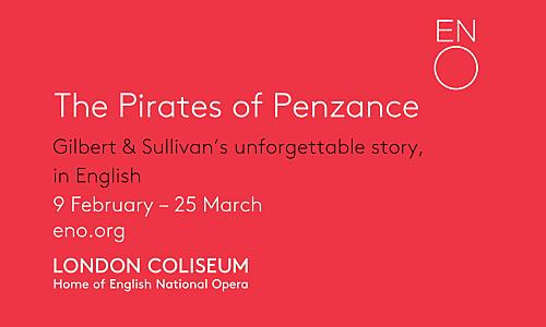 Simon Bubb – English National Opera 'The Pirates of Penzance'