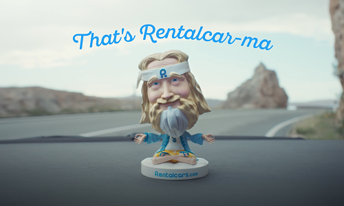 Ian McElhinney – Rental Cars Ad