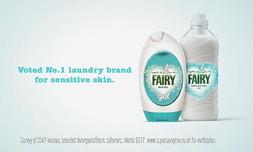 Erin Shanagher – Fairy ad