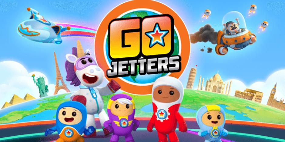 GO JETTERS – Tommie Earl Jenkins voices Ubercorn