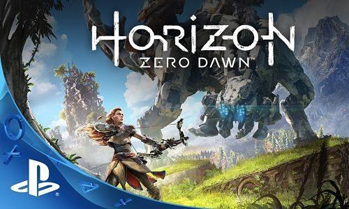 Mark Noble – Horizon: Zero Dawn Spot