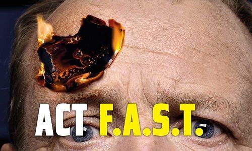 Karen Henthorn – Act F.A.S.T. (Stroke Awareness) ad